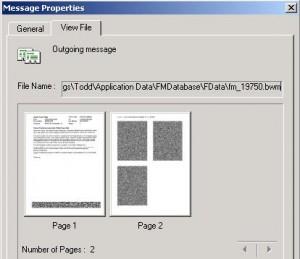 A screenshot of Intacta Bridgeway Express - Healthcare Edition taken from Intacta's website.